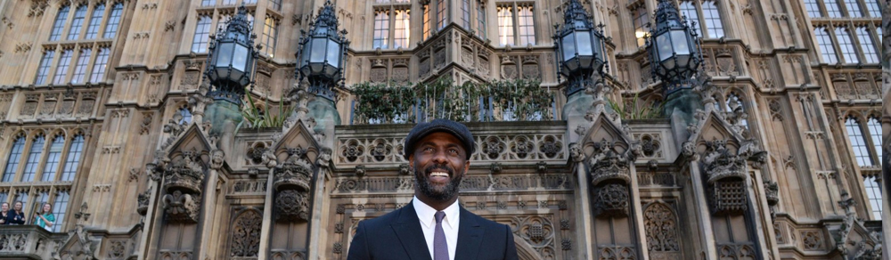 360 Diversity Launch - Idris Elba - 20 Jan 2016